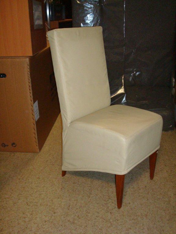 Opruiming rietveld design for Eettafel stoel leer